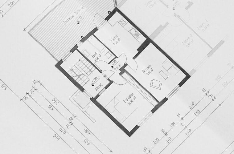 eenvoudig huis tekenen